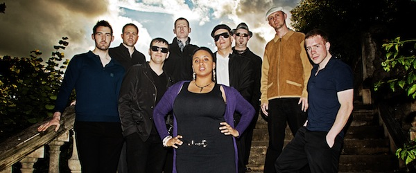 Funkshone band portrait